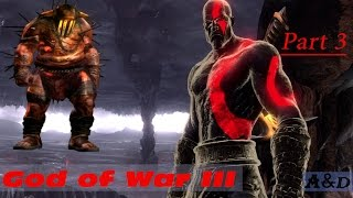 God of War прохождение игры на русском. Часть № 3