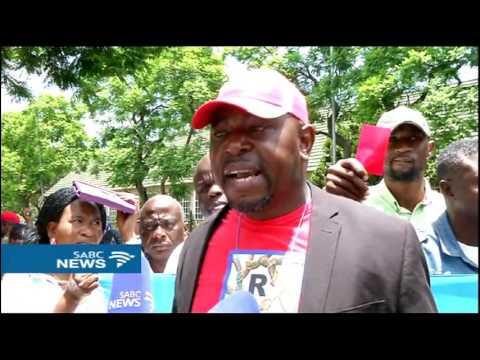 Mayhem erupts outside DRC embassy in Pretoria