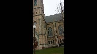Helgmålsringning i Oscarskyrkan, Stockholm