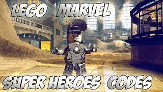 Lego Marvel Super Heroes Cheat Codes- HD