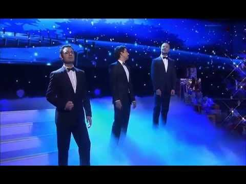 Italian Tenors - Little Drummer Boy 2014