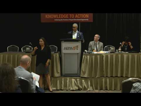 AERA 2017: Research, Statistics, and Data: The Vital Role of the IES in Retrospect and Prospect