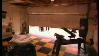 Ideal Woodworker's Garage:  Garagetek On Fox's Renovate My Family