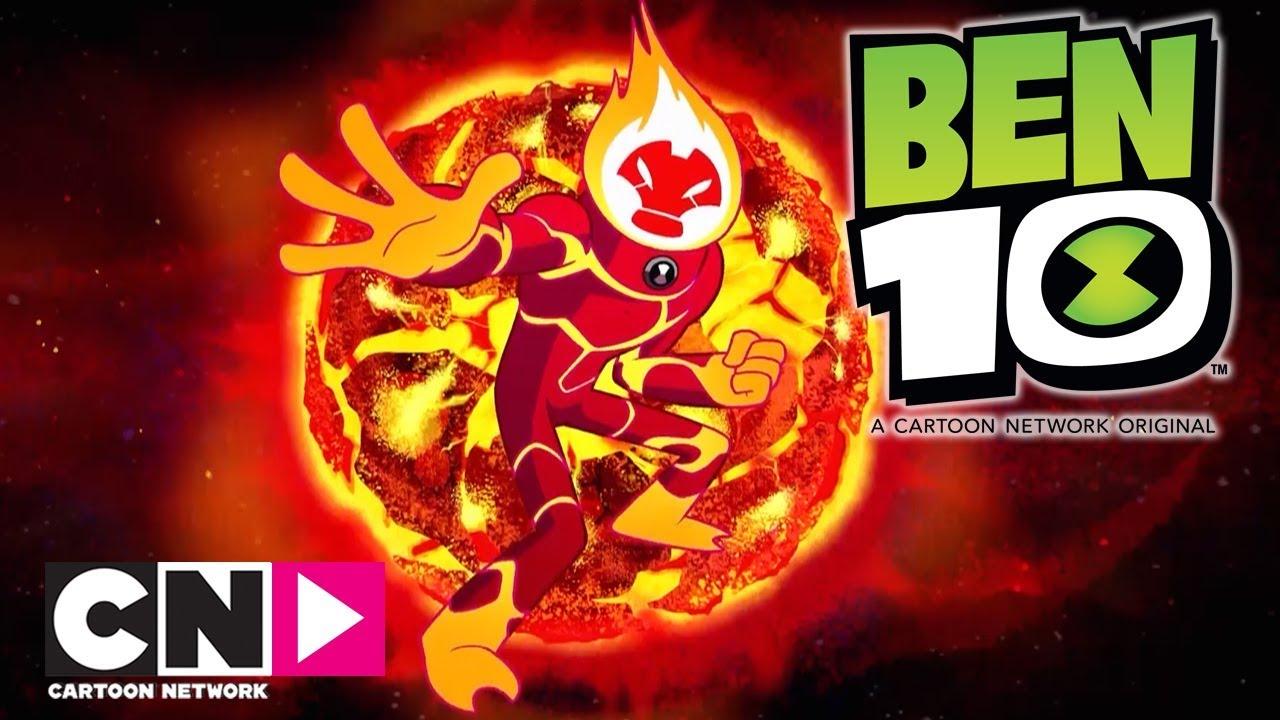 Ben 10 Ateş Topu Ve Gezegeni Cartoon Network Türkiye Youtube