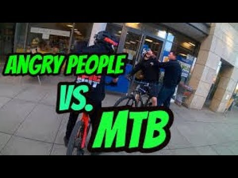 Angry People Vs. MTB Compilation