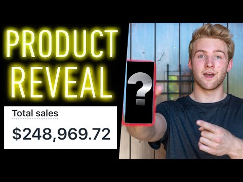$4,300/Day WINNING Shopify Product (REVEALED)