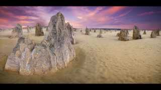The Pinnacles Desert , Western Australia