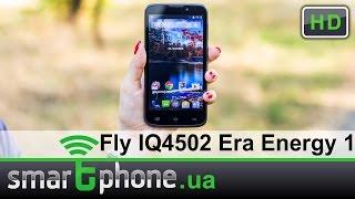Fly IQ4502 Era Energy 1 - Обзор. Смартфон + Powerbank.