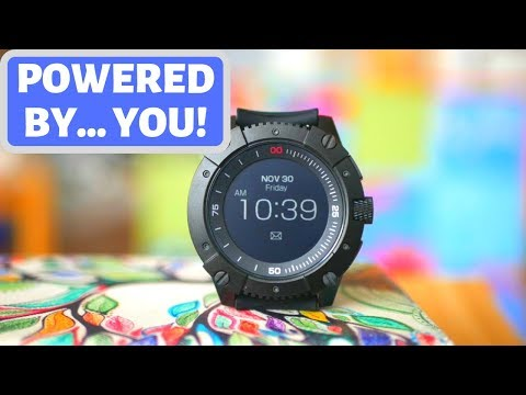 Never Charge Your Smartwatch Again! Matrix PowerWatch X Review