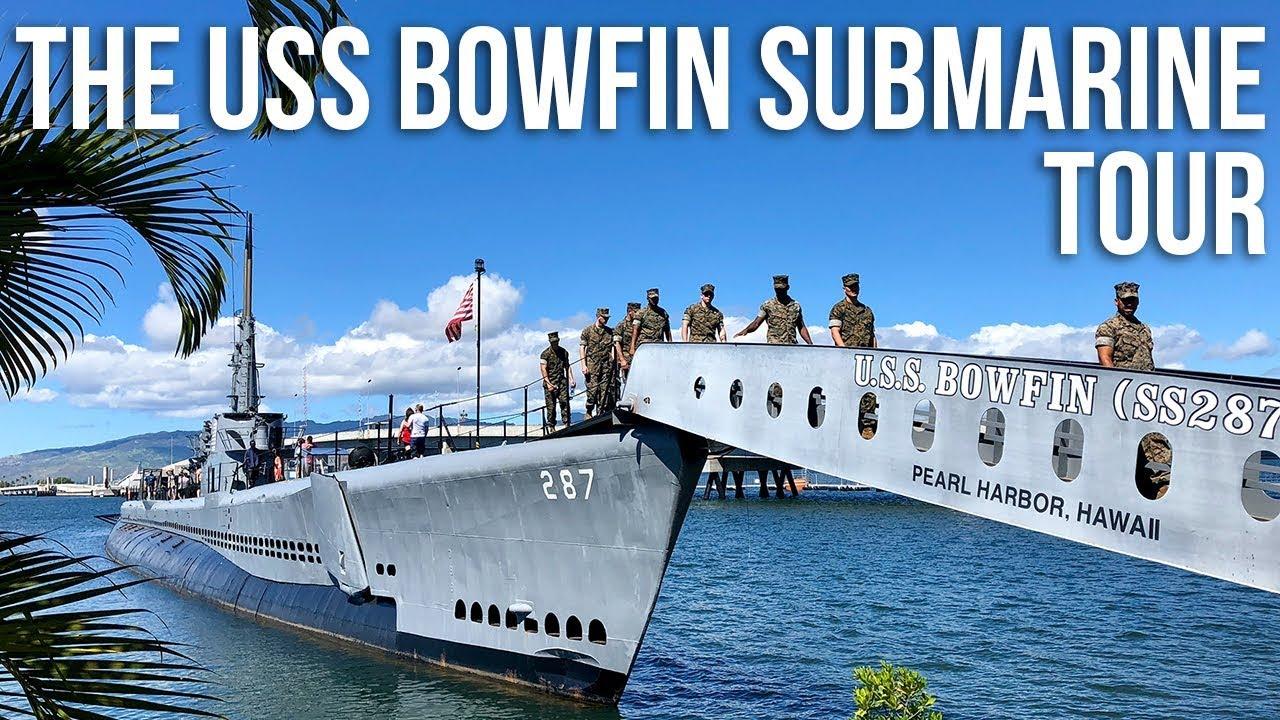 Pearl Harbor Oahu >> Uss Bowfin Submarine Virtual Tour Pearl Harbor Oahu