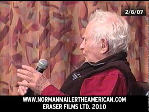 Norman Mailer on Writers as Celebrities