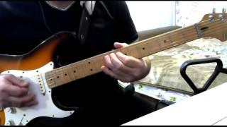 Отель Калифорния (соло  гитара)