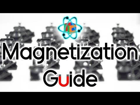 How to Magnetize a 3x3 with Magnet Kit