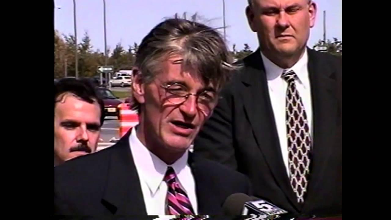 NCC - Congressman McHugh at the Border  10-8-99