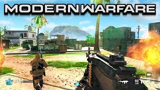 GROUND WAR (32 vs 32) - CoD MODERN WARFARE PC Gameplay #CoDPartner