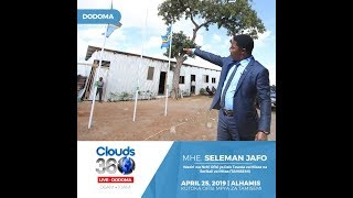LIVE: Kutoka Dodoma Waziri wa TAMISEMI Mhe. Seleman Jafo Akizungumzia Ofisi Mpya za TAMISEMI