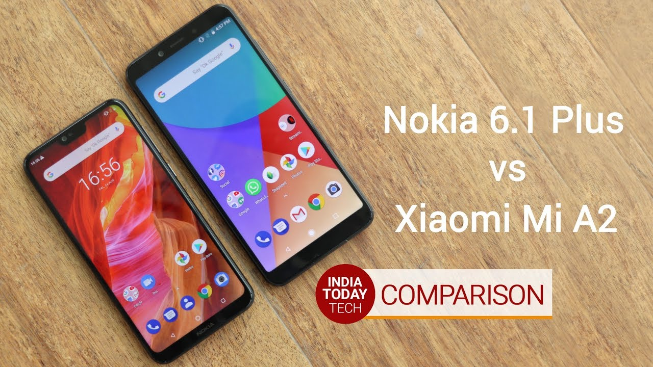 Nokia 6 1 Plus, Xiaomi Mi A2, Honor Play: Best phones to buy under