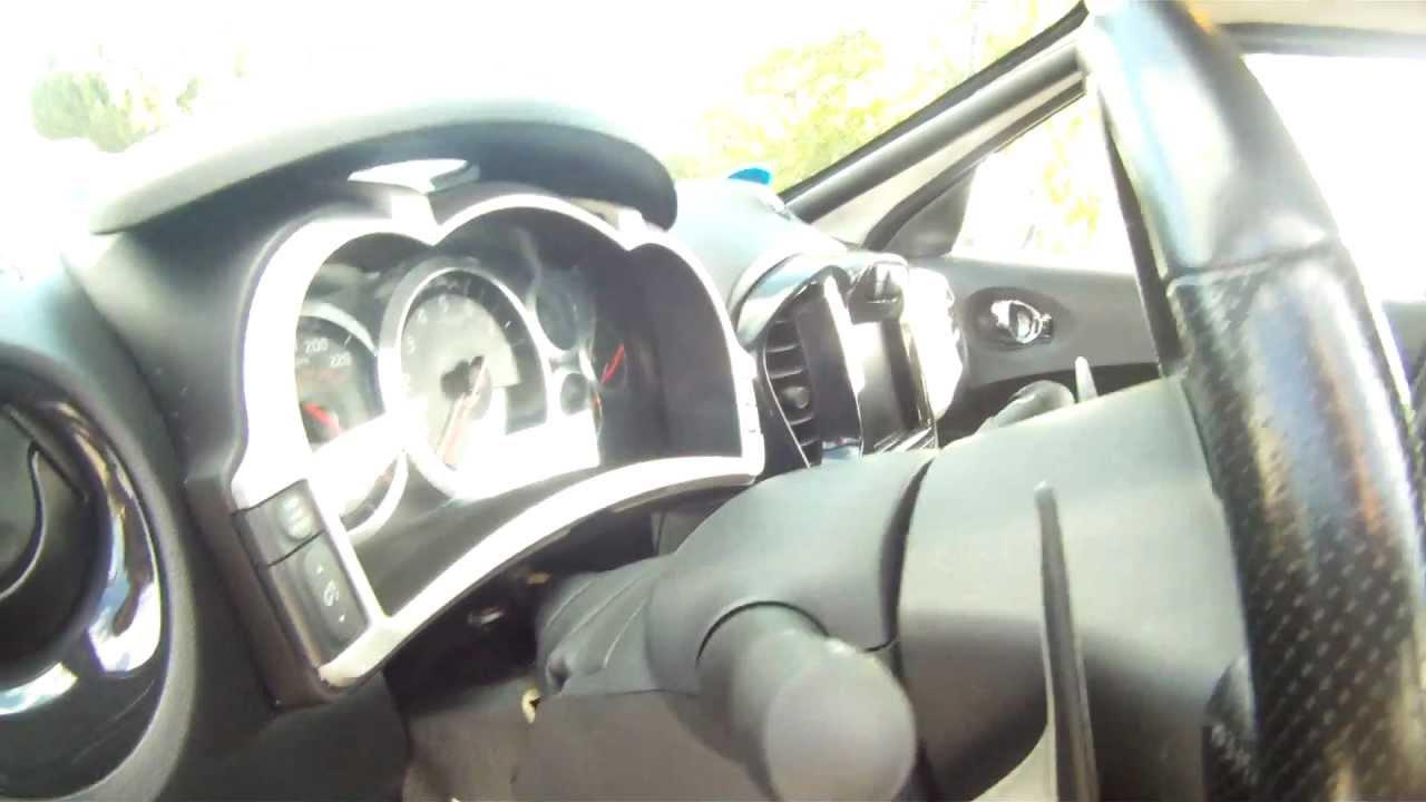 Nissan Juke-R. Interior - YouTube