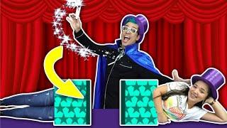 5 MÁGICAS PRA VOCÊ FAZER NA ESCOLA!!! (5 MAGICS FOR YOU TO DO IN SCHOOL)