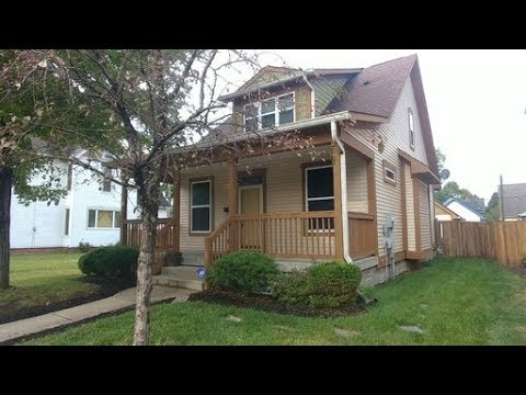 Homes For Rent - 2258 N Delaware St, Indianapolis, IN 46205