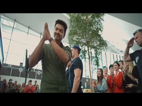 The scene of Mersal was released on the Internet