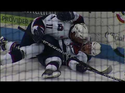 Sick goals by Charleston Stingray Jeff Corey #25