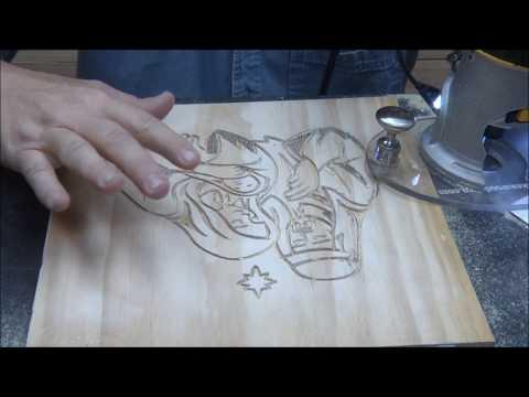 Newsletter #230 Inkjet Transfer Process & Carving Demo