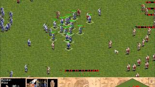 100 priests vs 100 priests aoe1 wololo