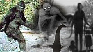Proving These Creatures FAKE! (Bigfoot, Loch Ness, Slenderman, The Rake, & Skunk Ape!) | Culter35