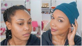 5 min makeup cache tâches - ThePrettyUsMu