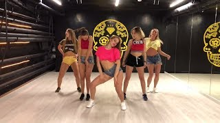 Sean Paul & David Guetta – Mad Love (feat. Becky G) | choreo by Polina Dubkova