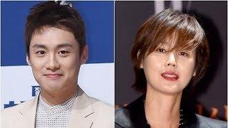 オ・サンジン&キム・ソンリョン「2017 MBC演技大賞」MCに決定 20171214 キム・ソンリョン 検索動画 10