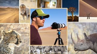 The Namibia Photography Series Starts NOW