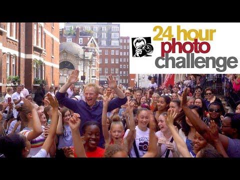 24 Hour Photo Challenge