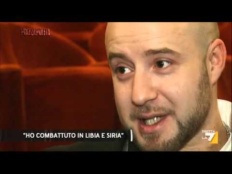 Ex foreign fighter: Ho combattuto in Libia e Siria