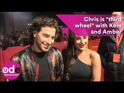 Chris is