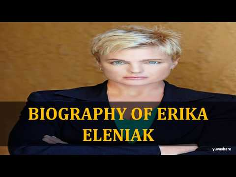 BIOGRAPHY OF ERIKA ELENIAK