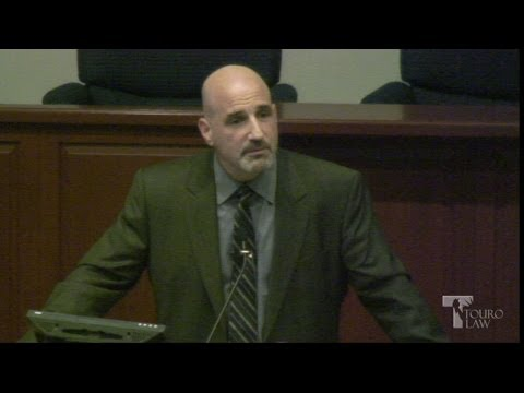 Jonathan Rapping - Touro Law - 2013 Public Interest Lawyer in Residence - Public Speech