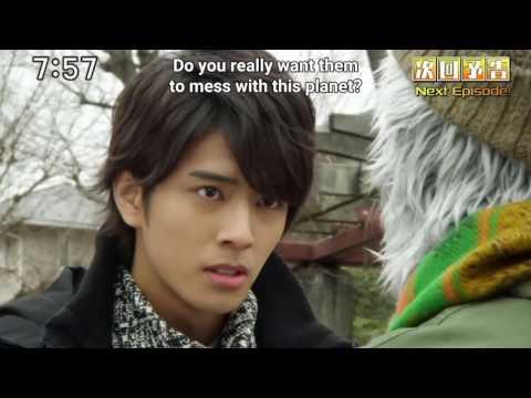 Doubutsu Sentai Zyuohger Episode Previews