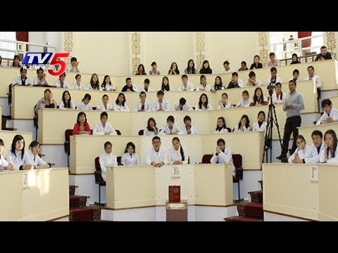 MBBS In Kazakhstan | Kazakh National Medical University | Vision Overseas Careers | TV5 News