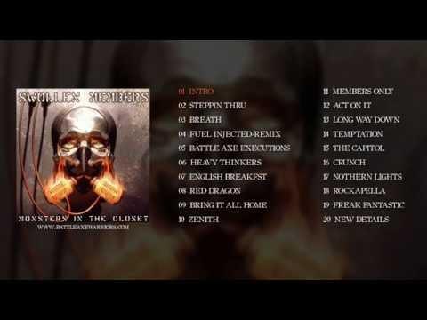 Swollen Members - Monsters In The Closet (Full Album)