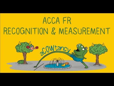 ACCA FR 2017: Exam question: Assets Recognition (Dec 2014 MCQ 7) - Video 3