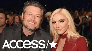 Blake Shelton Thinks About Marrying Gwen Stefani Someday | Access