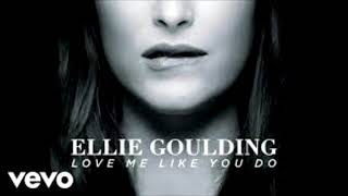 Ellie goulding   love me like you do 1 hour MP3
