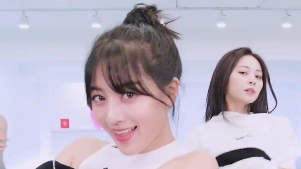 TWICE The Feels Choreography JIHYO Focus (트와이스 더필즈 안무영상 무빙버전 지효컷)