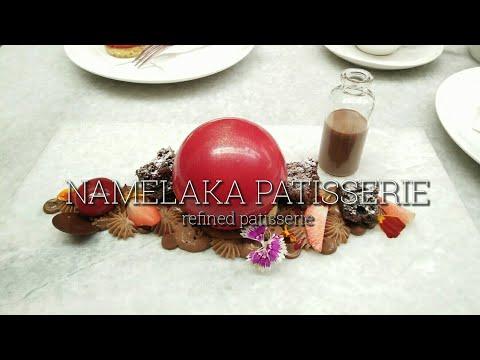 Plated Dessert Hits di Jakarta! Namelaka SHOPHAUS Menteng #PastryHits | #IUSANDTHEFOODS