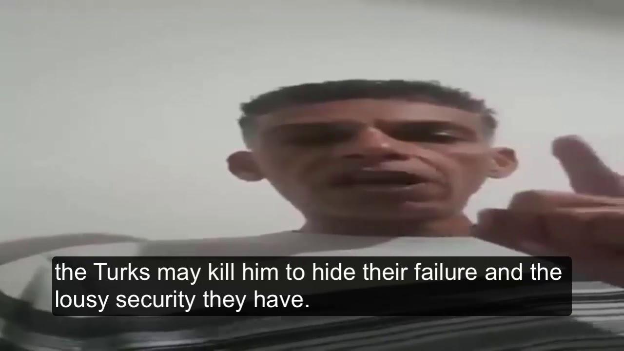 """شقيق زكي مبارك يتحدث بحرقه """"اخي لم ينتحر قتلته حكومة اردوغان داخل سجنه"""""""