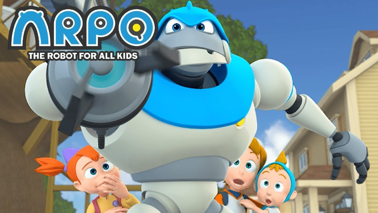 ARPO The Robot For All Kids - Save the Kids | Full Episode | Cartoon for Kids