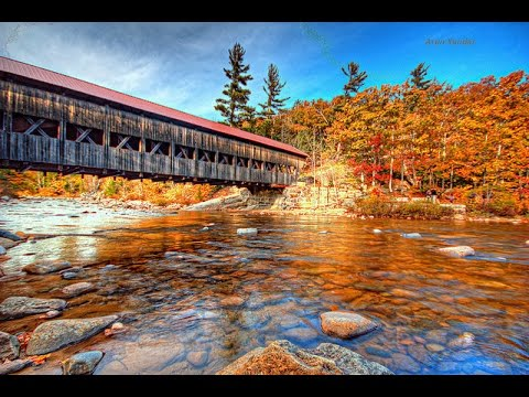 Kancamagus Highway*New Hampshire*September Song*Willie Nelson