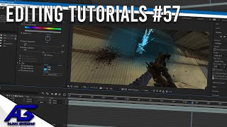 cS:GO Editing Tutorials #57 - Wallhack Effect (HLAE)